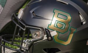 NCAA Football: West Virginia at Baylor