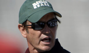NCAA Football: Baylor at Kansas