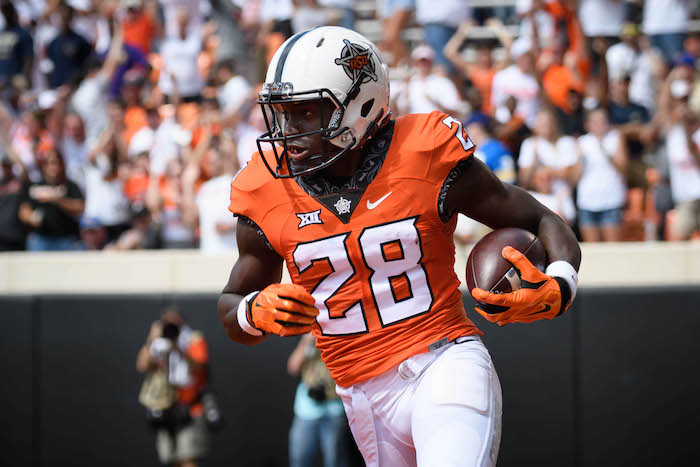 NCAA Football: Pittsburgh at Oklahoma State