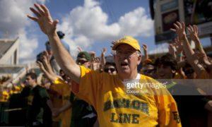 Former Baylor president Ken Starr