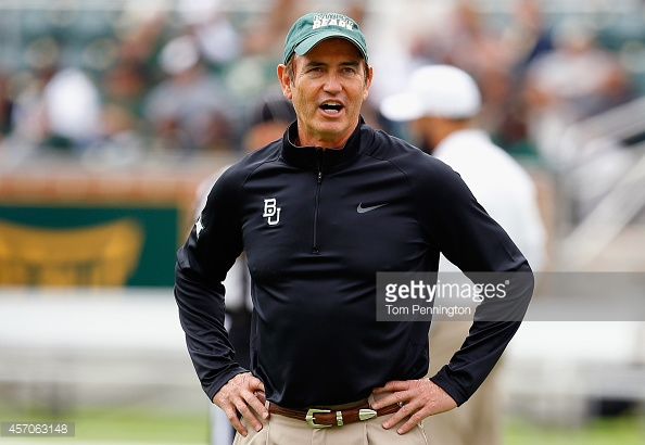 art briles baylor bears 2015
