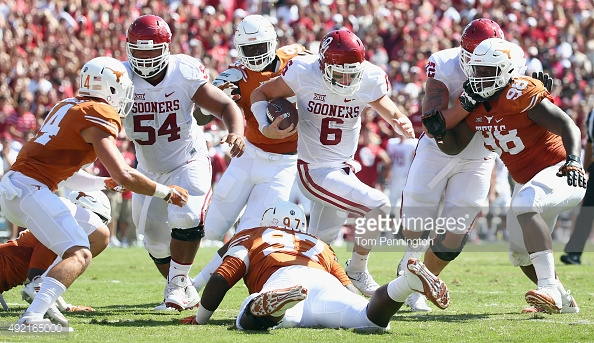 Podcast: Fox messes up Oklahoma vs  Texas TV schedule, Baker