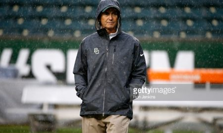former baylor coach art briles