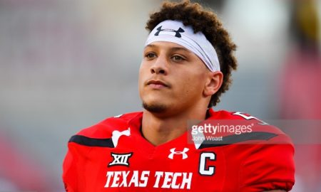 texas tech quarterback patrick mahomes