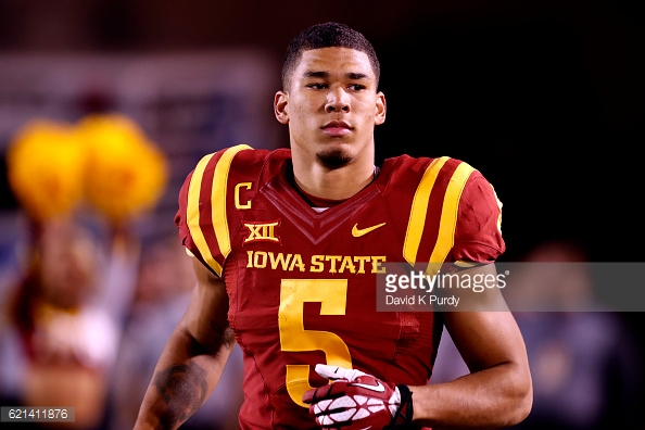 Report Wr Allen Lazard To Return To Iowa State In 2017 Heartland College Sports An Independent Big 12 Today Blog College Football News Big 12 Today