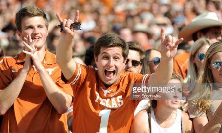 texas longhorns football fans