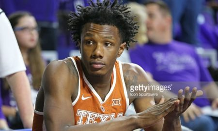 texas longhorns forward tevin mack