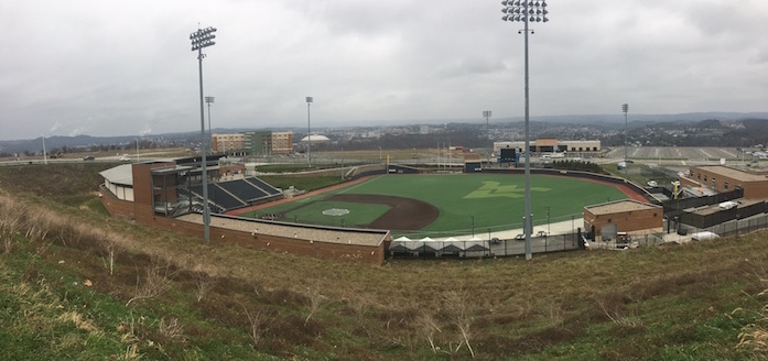 west virginia baseball stadium