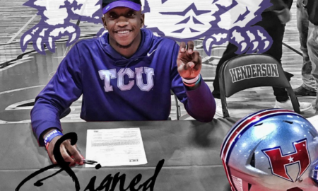 TCU safety Lakendrick Van Zandt