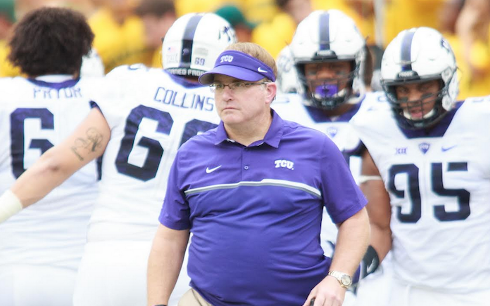 Gary Patterson and the TCU Horned Frogs