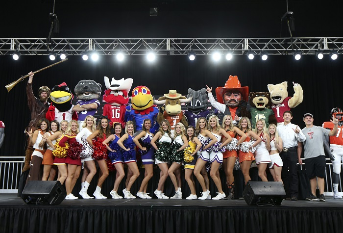 NCAA Football: Big 12 Media Days podcast