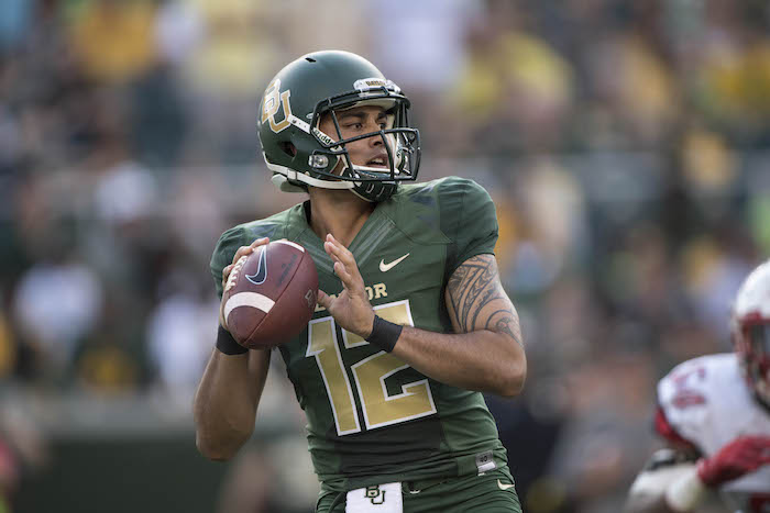 NCAA Football: Liberty at Baylor