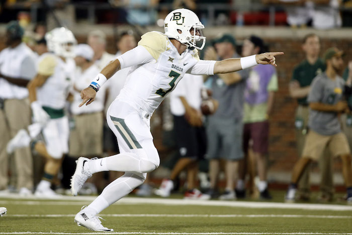 Jarrett Stidham/USA Today