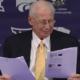 Kansas State head coach Bill Snyder