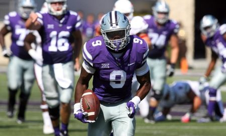 NCAA Football: Florida Atlantic at Kansas State