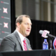 Kansas head coach David Beaty