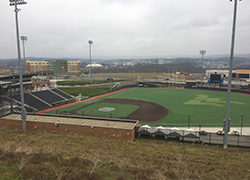 west virginia baseball monongalia county ballpark