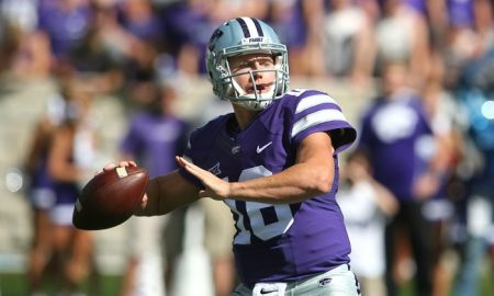 NCAA Football: Baylor at Kansas State