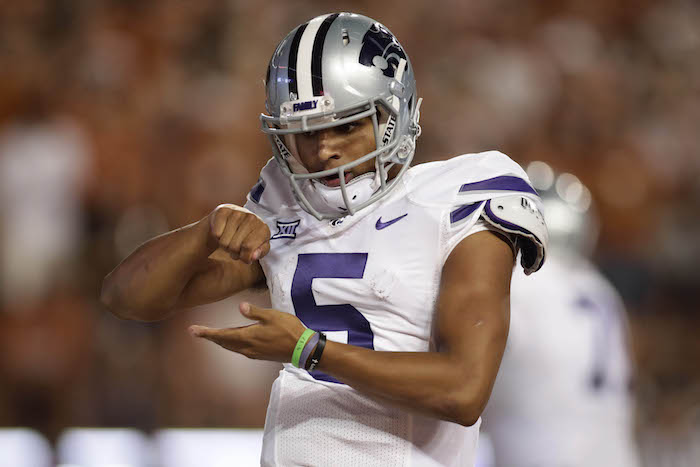 NCAA Football: Kansas State at Texas