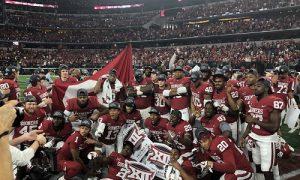 Oklahoma Sooners 2017 Big 12 champions