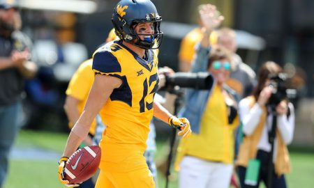 NCAA Football: East Carolina at West Virginia