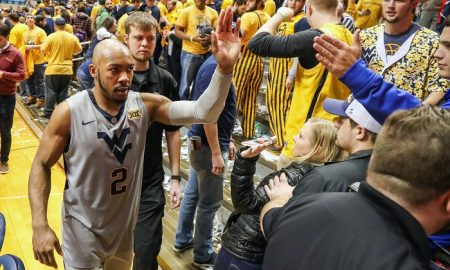 NCAA Basketball: Virginia at West Virginia