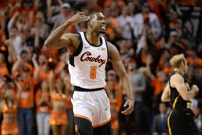 NCAA Basketball: Wichita State at Oklahoma State
