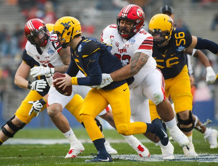 NCAA Football: Heart of Dallas Bowl-Utah vs West Virginia