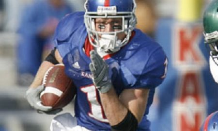 Former Kansas RB Jake Sharp