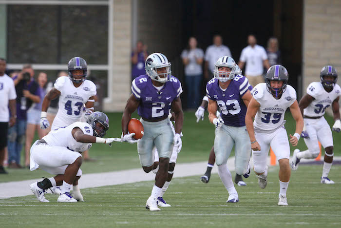 NCAA Football: Central Arkansas at Kansas State