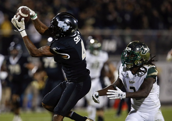 NCAA Football: South Florida at Central Florida