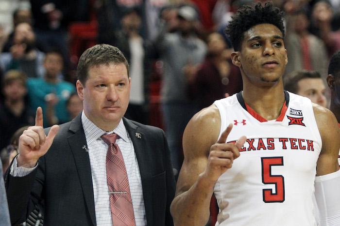 NCAA Basketball: Kansas State at Texas Tech