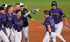 Kstate baseball Iowa Walk Off