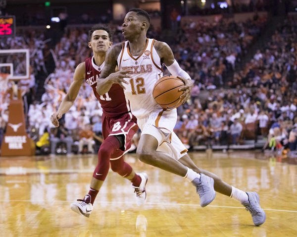 NCAA Basketball: Oklahoma at Texas