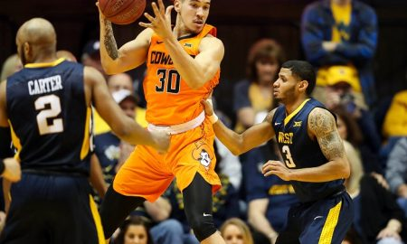 NCAA Basketball: Oklahoma State at West Virginia