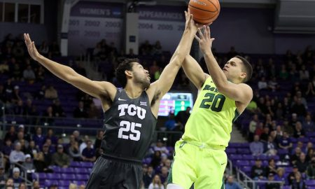 NCAA Basketball: Baylor at Texas Christian