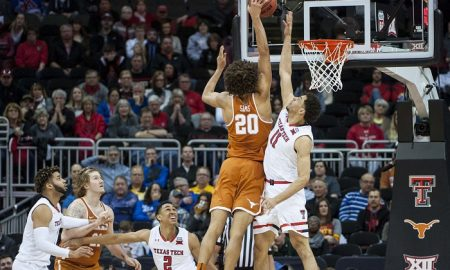 NCAA Basketball: Big 12 Conference Tournament-Texas Tech v Texas