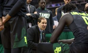NCAA Basketball: Big 12 Conference Tournament-West Virginia v Baylor