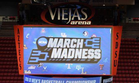 NCAA Basketball: NCAA Tournament-San Diego Practice