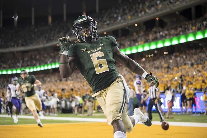 NCAA Football: Abilene Christian at Baylor