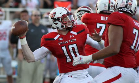 NCAA Football: Houston at Texas Tech
