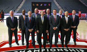 NCAA Basketball: Big 12 Basketball Media Day