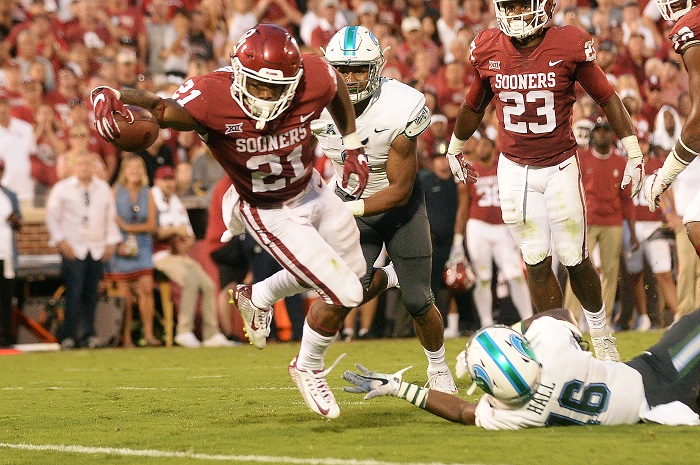 NCAA Football: Tulane at Oklahoma