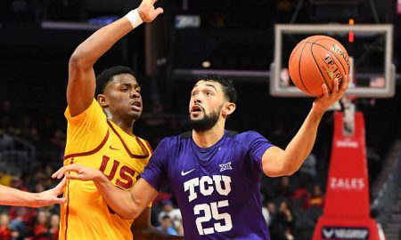 NCAA Basketball: Texas Christian at Southern California