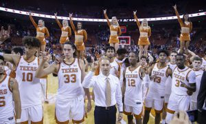 NCAA Basketball: Purdue at Texas