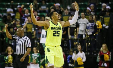 NCAA Basketball: Oregon at Baylor