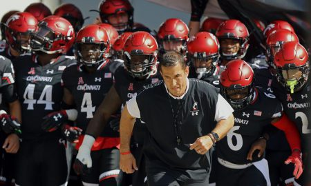 NCAA Football: Tulane at Cincinnati