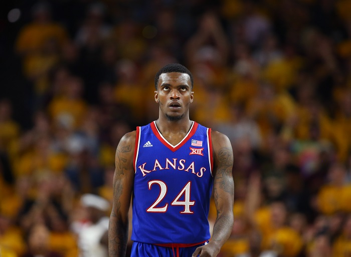 NCAA Basketball: Kansas at Arizona State