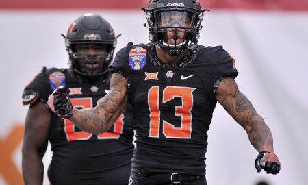 NCAA Football: Liberty Bowl-Missouri vs Oklahoma State