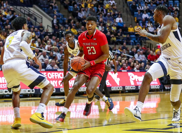 NCAA Basketball: Texas Tech at West Virginia